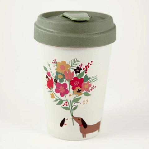 Vaso LOVELY DOGGIES BambooCup - Chic Mic