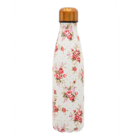 BOTELLA TERMO FLORES 500 ml- Sass & Belle