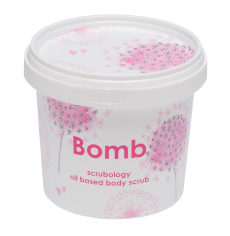EXFOLIANTE CORPORAL A BASE DE ACEITE Scrubology Shower - BOMB COSMETICS