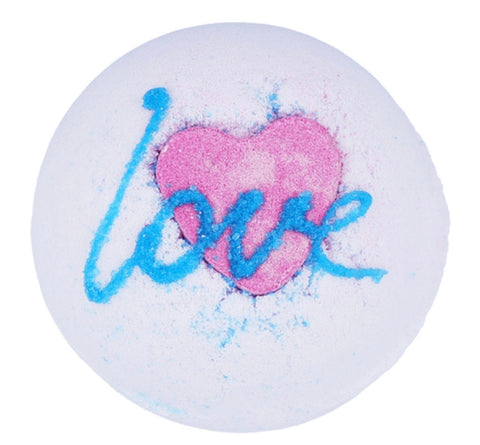 BOMBA DE BAÑO ALL YOU NEED IS LOVE- BOMB COSMETICS