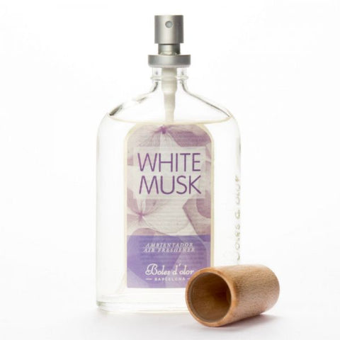 WHITE MUSK AMBIENTADOR EN SPRAY - 100 ML
