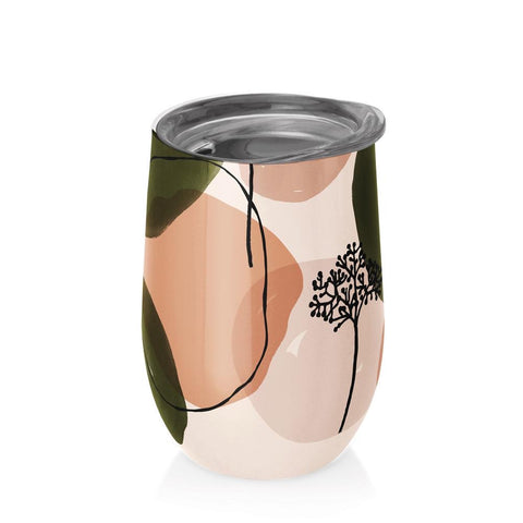 Vaso Térmico OLIVE AND PEACH- Bioloco