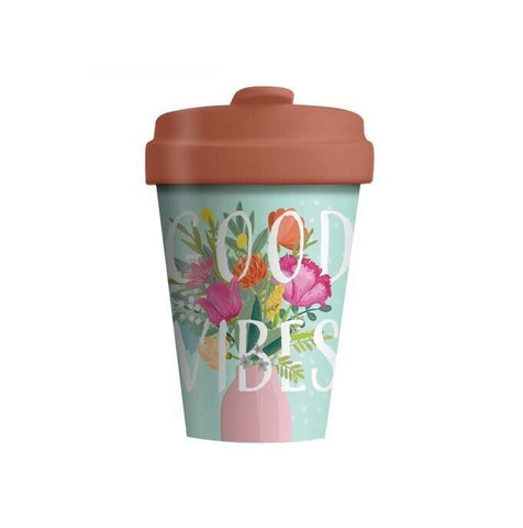 Vaso GOOD VIVES BambooCup - Chic Mic