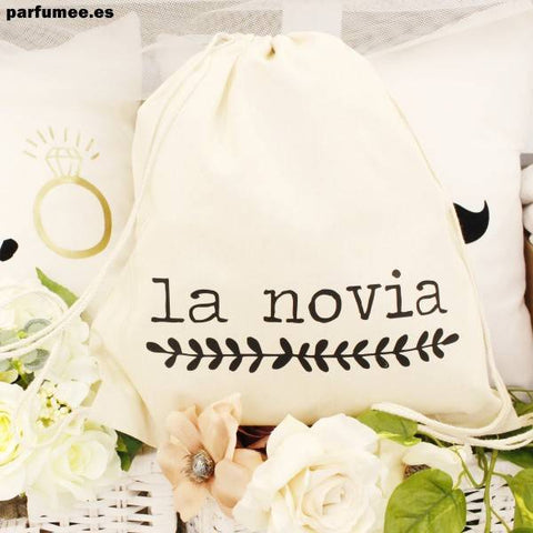 "LA MOCHILA DE ""LA NOVIA"" - Be Love"