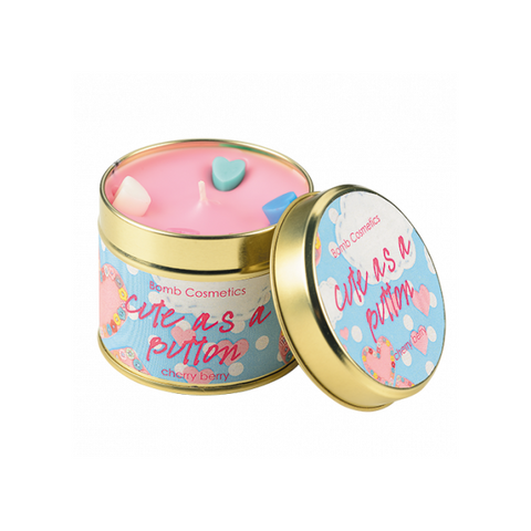 "VELA (TALCOS DE BEBÉ) ""CUTE AS A BUTTON"" BOMB COSMETICS"