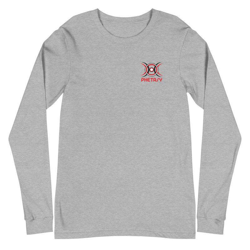 Unisex Long Sleeve Pheta-Tee