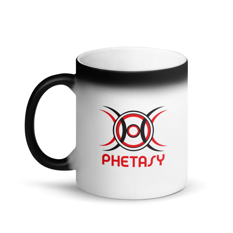 Phetasy Black Magic Mug