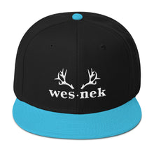 Load image into Gallery viewer, Wesnek® Snapback Hat