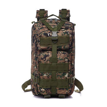 Load image into Gallery viewer, Military Tactical Hiking Backpack (Assorted Colors)