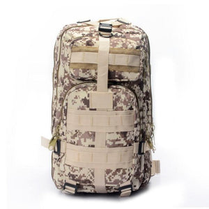Military Tactical Hiking Backpack (Assorted Colors)