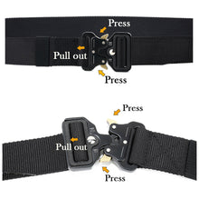 Load image into Gallery viewer, Tactical Nylon Belt (Military Grade)