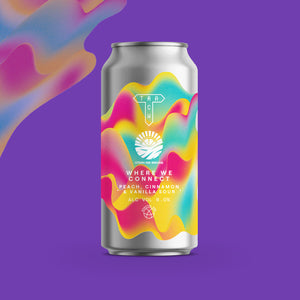 Where We Connect | Imperial Peach, Cinnamon & Vanilla Sour | 8%