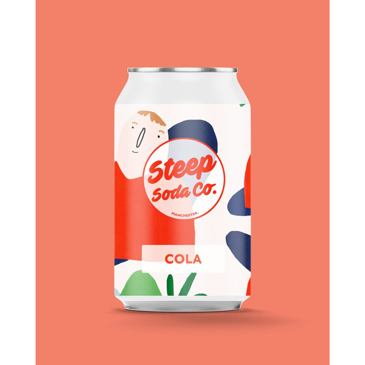 Steep Soda - Cola
