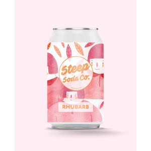 Steep Soda - Rhubarb