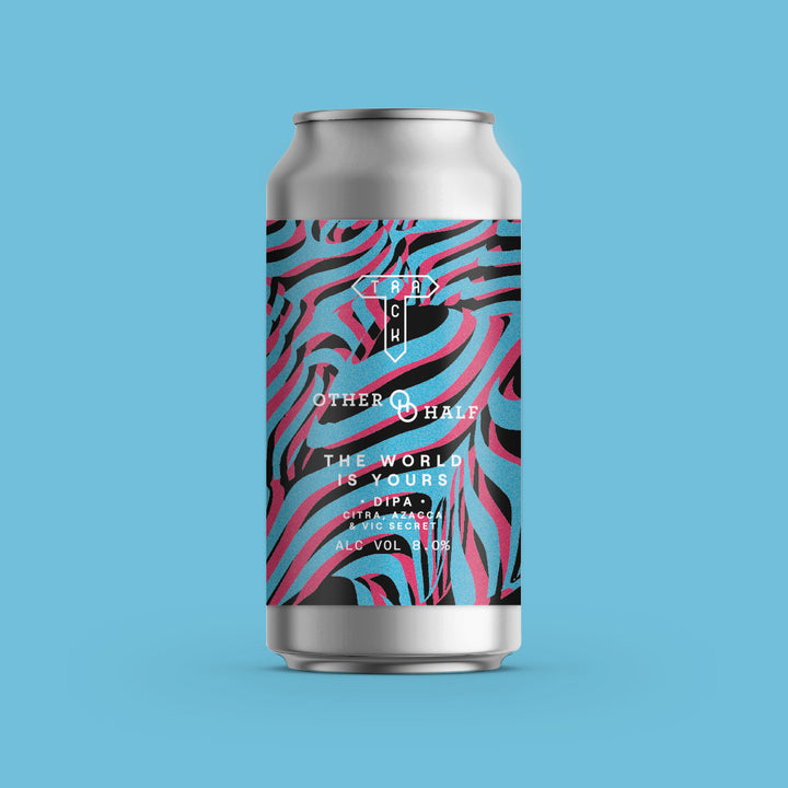 The World Is Yours | DIPA | 8.0% | 4-Pack