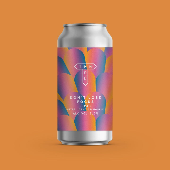 Don't Lose Focus | IPA | 6.5% | 4-Pack