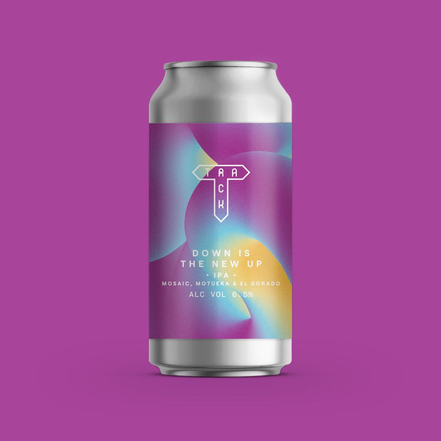 Down Is The New Up | IPA | 6.5% | 4-Pack