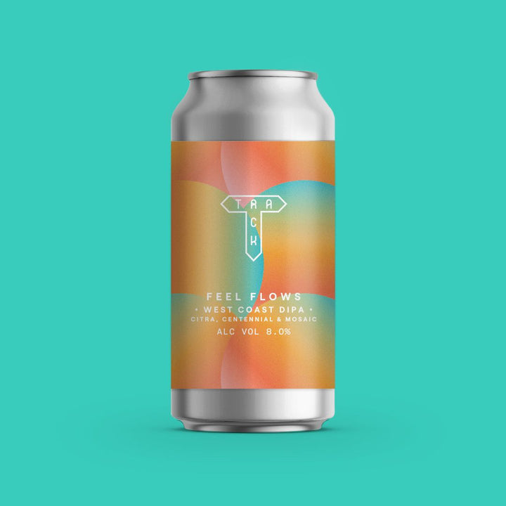 Feel Flows | West Coast DIPA | 8.0%