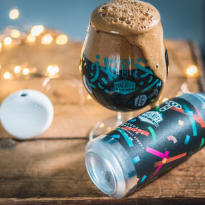 Language Barrier | Imperial Coconut Stout | 12.5% | 2-Pack + Glass