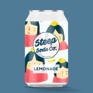 Steep Soda - Lemonade