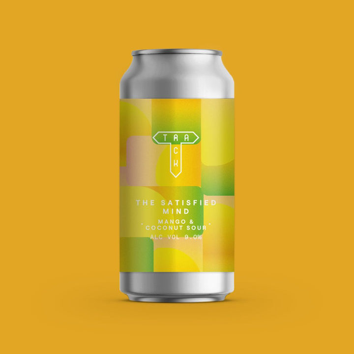 The Satisfied Mind | Imperial Mango & Coconut Sour | 9%