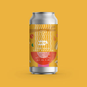 The Haus That Noodles Built | IPA | 6.8% | 4-Pack