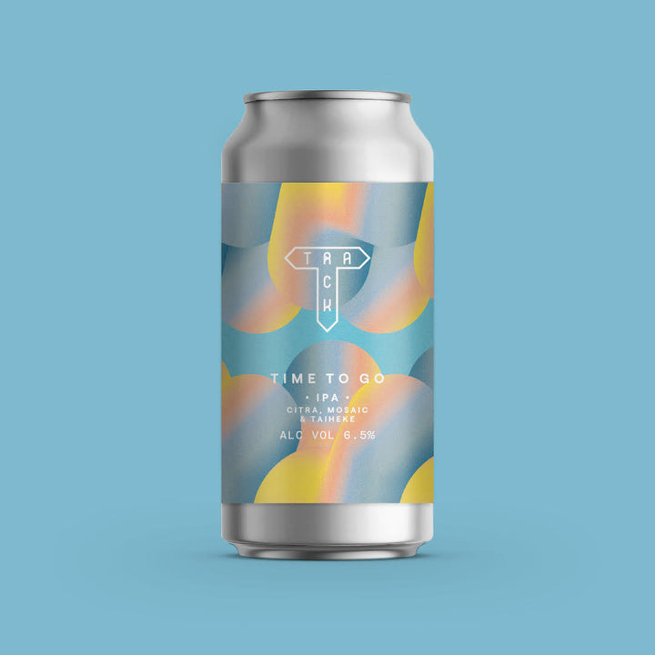 Time To Go | IPA | 6.5% | 4-Pack