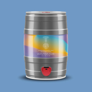 Understanding Intentions | ESB | 5.3% | 5L Mini Cask