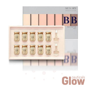 BB Glow 21 treatment Konzentrat - Glowceuticals