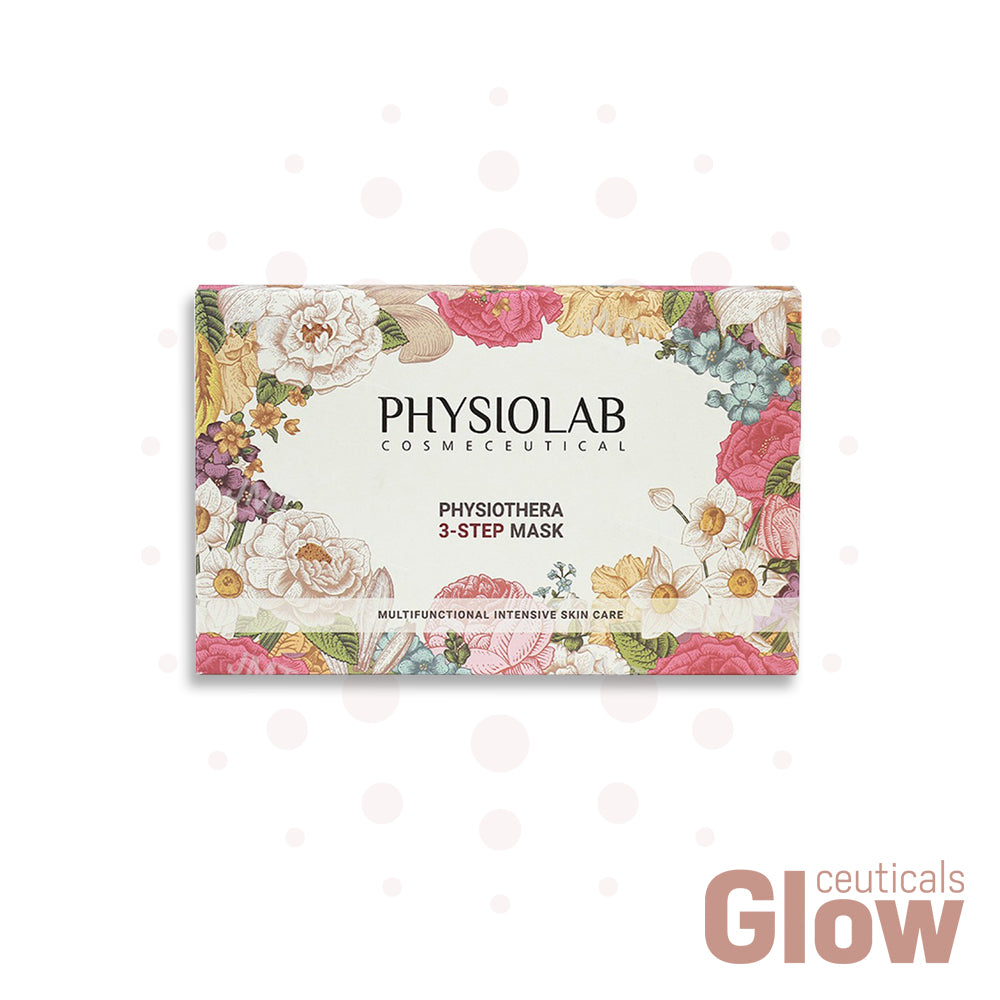 Physiothera 3 Steps Mask - Glowceuticals