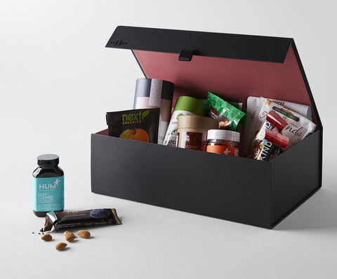 TellTale Box Used for Healthy Snacks