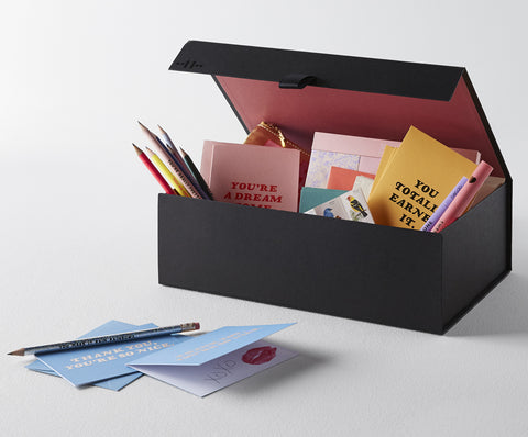 TellTale Box Used for Stationary