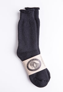 CREW SOCKS - BLACK