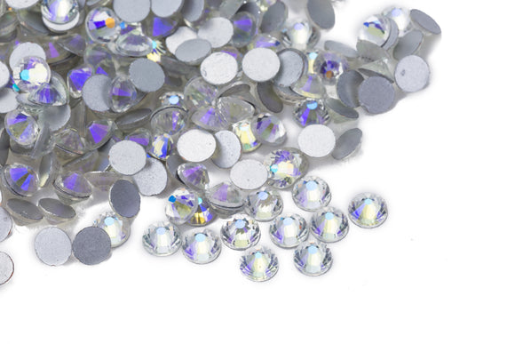 70 pcs Crystal Clear / Moonlight #001MOL