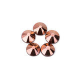70 pcs Crystal Rose Gold / 0001ROGL