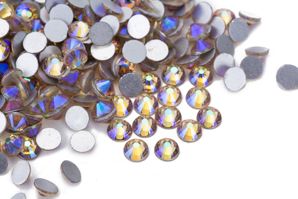 140 pcs Crystal Clear Rainbow / Vitrail Light 001VL