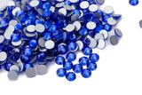 720 pcs  Mixed Size ss6-ss30 Crystal Blue / Sapphire #206
