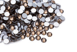 140 pcs Crystal Smoke Brown/ Smoke Topaz #220