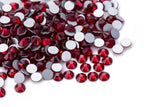 140 pcs Crystal Dark Red / Siam #208