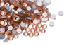 288 pcs Crystal Light Gold / Light Peach #362