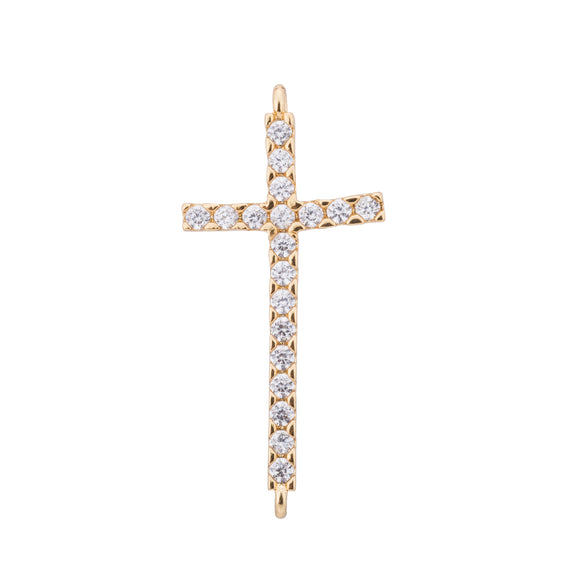 Cross with Crystal #17