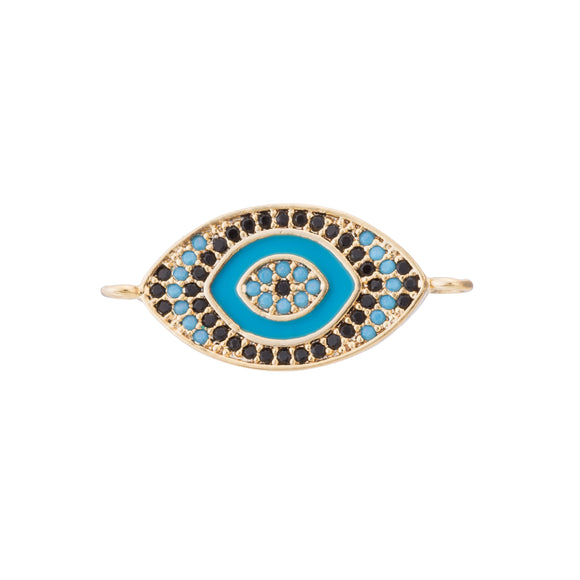Evil Eye with Turquoise Stone#14