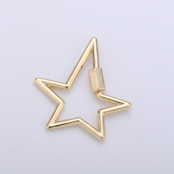 Screw Lock Star #2 Gold