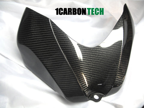 FULL CARBON FIBER GAS TANK COVER AIRBOX 06-07 GSXR 600/750