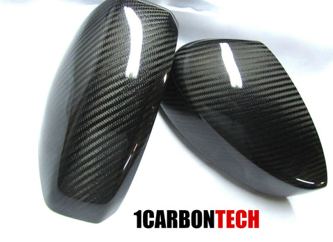 03-07 INFINTI G35 COUPE KREM CARBON FIBER MIRROR COVERS