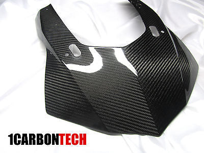 FULL CARBON FIBER FRONT NOSE BODY COWLING L-R 2015-2020 YAMAHA YZF R1