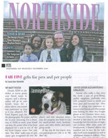 Northside 'Fab Five Gifts for Pets and People' - December 2010