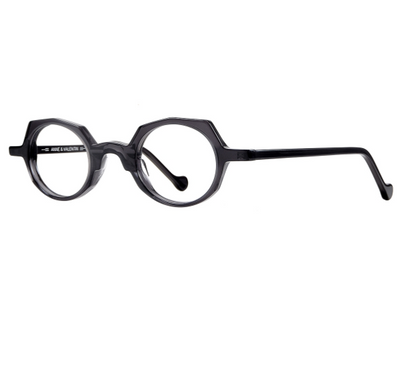 Anne et Valentin Aloe eyeglasses from Daas Optique