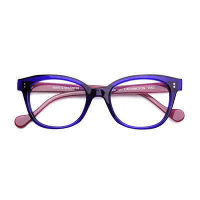 Anne et Valentin Carrington eyeglasses from Daas Optique