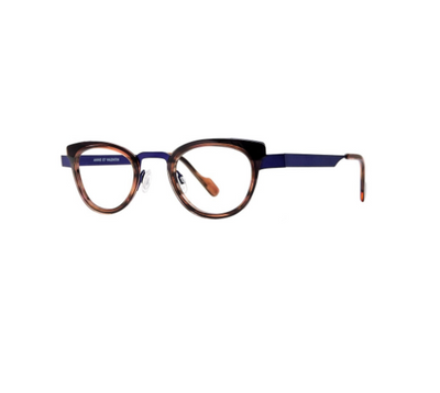 Anne et Valentin Feist eyeglasses from Daas Optique